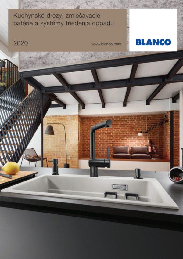 Hlavný katalóg BLANCO 2020