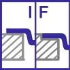 IF - Plochý okraj